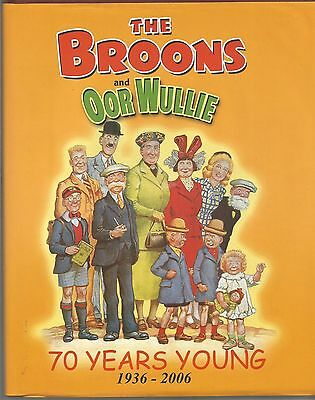 THE BROONS and OOR WULLIE 70 YEARS YOUNG PUBLISHED 2005
