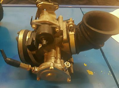 Yamaha Grizzly 550 Fuel injected Throttle body with injector - Removed from 2011