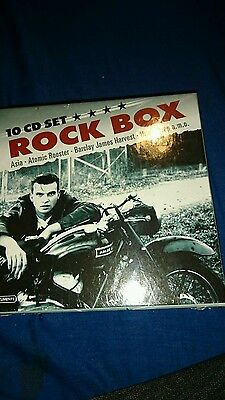 Various Artists - Rock Box [Documents] (2011) new and sealed