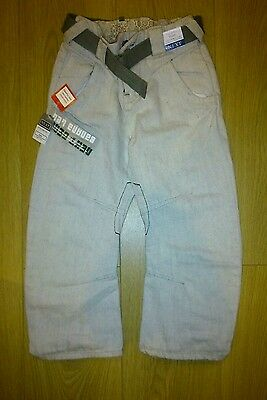 Next boys trousers NEW WITH TAGS 5 years