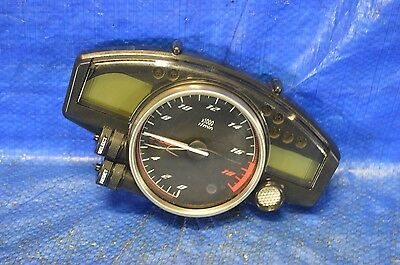 2009 Yamaha YZFR6 R6 YZF Gauge Tach RPM Speedometer Cluster Oem 08-16