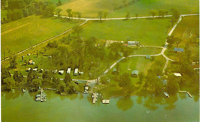 Friendly Acres Cottages & Campground on the Trent River, Hastings, ONTARIO  1970