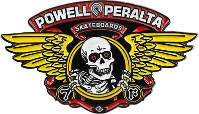 Powell Peralta WINGED RIPPER Skateboard LAPEL PIN