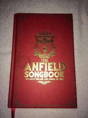 liverpool fc song book