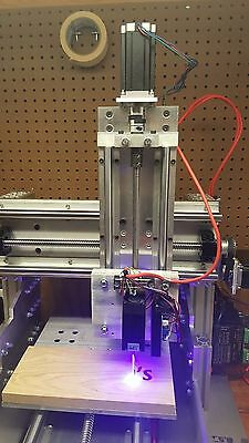 CNC 3 Axis Fixed Gantry Laser Engraver