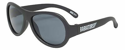 Classic BABIATORS Kids Sunglasses Ages 3-7+ BLACK OPS 100% UV Protection Eyewear