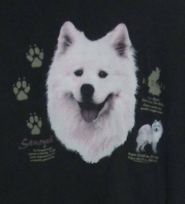 Beautiful Samoyed Sweatshirt Size XL