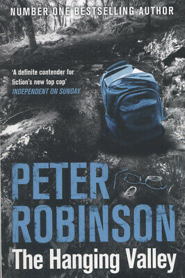 The Inspector Banks series: The hanging valley by Peter Robinson (Paperback)