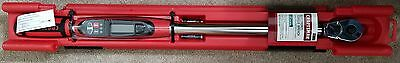 Craftsman Electronic Torque Wrench, 1/2 in. Drive Model 47712 New!