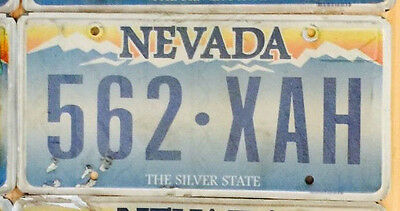 Nevada License Plate - The Silver State - Craft/Roadkill - Pick a Plate