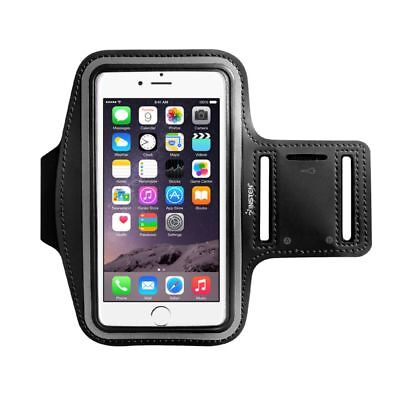 For Samsung Galaxy Note 5 4 3 S7 S6 Armband Case Sports GYM Running Exercise Key
