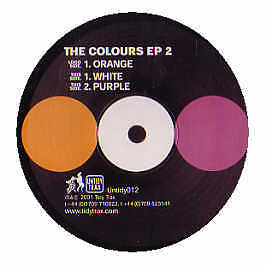 Untidy Dubs Present - The Colours EP 2 - Untidy - 2001 #59889