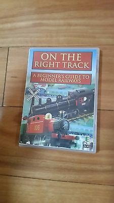 On the right track, a beginners guide to model railways