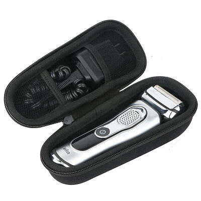 For Braun Series 5 7 9 Wet&Dry Men's Electric Shaver Storage Carrying Case Bag