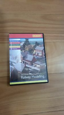 The Hornby step-by-step guide to Railway Modelling....