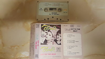 Blondie ~ Eat To The Beat Cassette Tape Album ~ Gmr 1478