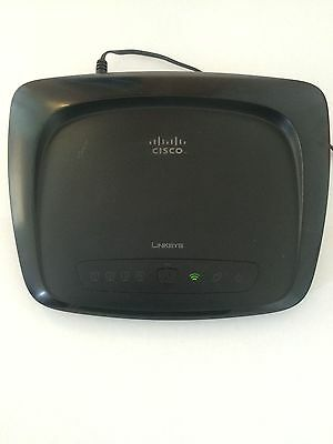 ROUTER CISCO LINKSYS WAG54G2 Wireless-G ADSL2+