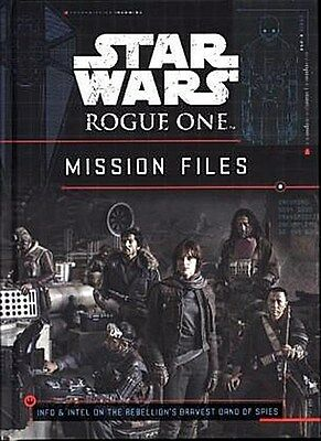 Star Wars Rogue One: Mission Files -  -  9781405285032
