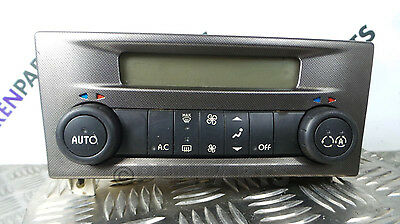 Renault Laguna II PH2 2005-2007 A/C Heater Climate Control Panel 8200575240