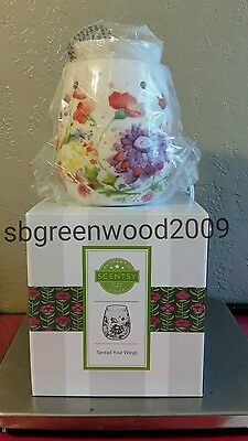 Scentsy Warmer New In Box ~Spread Your Wings -Ships Free*must See*only 1 On Ebay