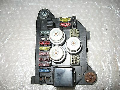 Main Fuse Panel Box From 1986 Kawasaki Zx1000R Ninja P-428