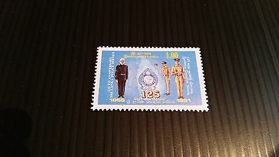 Sri Lanka 1991 Sg 1165 125Th Anniv Of Police Force Mnh