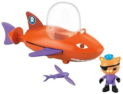 Octonauts Vehicles;  Gup - B Flying Fish