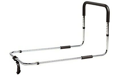 Secure® Secure Adult Bed Assist Rail with Safety Anchor Strap and Height