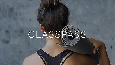 Classpass £30 off for new members (no purchase see description)