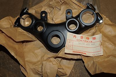Honda Cb175 Cl200 Cl175 Cb200T Front Forks Top Yoke  Stem Clamp 53230-453-305