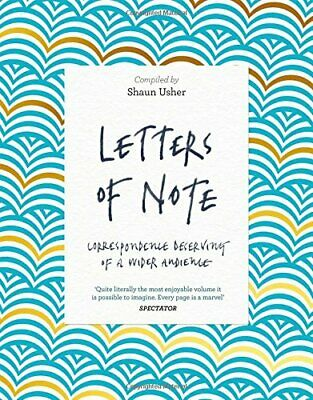 Letters of Note: Correspondence Deserving of a Wider Audience Book The Cheap