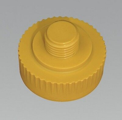 Sealey 342/716AF Nylon Hammer Face Extra Hard Yellow For Dbhn275 Replace
