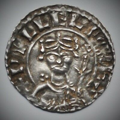 HIGH GRADE Silver PAX Penny of William the Conquerer - NORTHAMPTON Mint