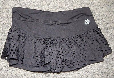 Youth Size Xl--California Kisses Brand Dance Shorts With Overskirt--Excellent