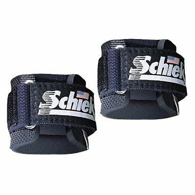 New Schiek Wrist Supports (Pair) from The WOD Life