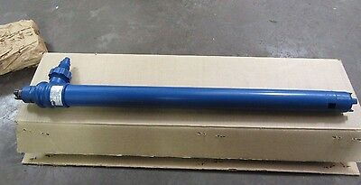 "Finish Thompson Dpfp005 Pfp27 Plastic Poly Sealless Drum Pump 27"" No Motor"