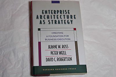 Enterprise Architecture as Strategy: Creating a Foundation for Business...