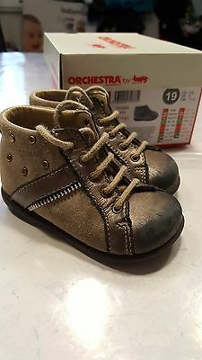 Chaussures hiver Fille 19