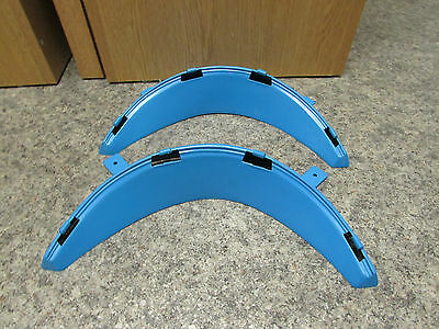 1970's LESNEY/MATCHBOX SUPERFAST 2 180 DEGREE BANKED CURVE TRACK