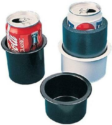 """SeaDog 588060 Flush Mount Combo Drink Holder 3 1//4/"""" Tall Sold as Set of 4"""