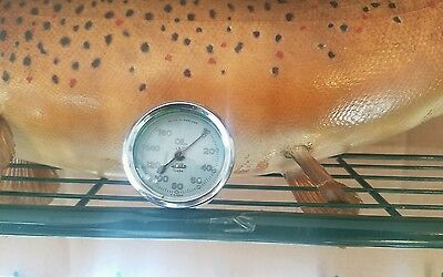 Mg Tf Tc Td Mga Early Jaeger Oil Pressure Gauge! Excellent Condition! No Reserve