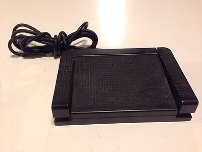 Sanyo FS-53 FOOT CONTROL  for Sanyo Dictation Machine Tape Recorder
