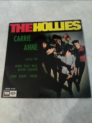 The Hollies Ep 1967