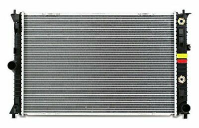 Radiator With Cap For Ford Mercury Fits Fusion Mkz Milan 2.5 3.5 13187WC