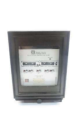 Basler Electric Be1-25 Sync-Check Solid-State Protective Relay D550061