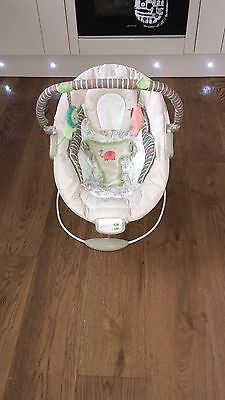Bright Starts Comfort And Harmony Baby Bouncer Seat Boy Girl Twins X2