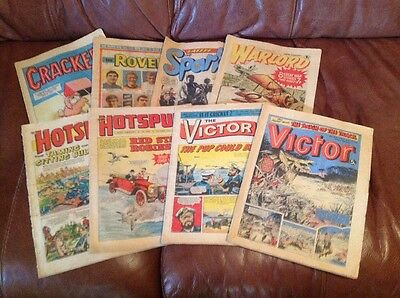 Vintage Collectable Comics . 1970's Editions Inc 1x 1960's