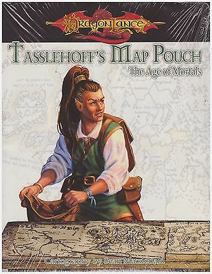 Sovereign Press Dragonlance d20 Tasslehoff's Map Pouch Age of Mortals (SW)