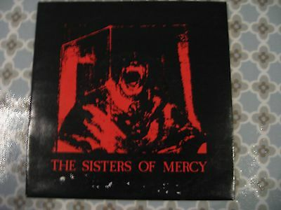 "Sisters of Mercy 'Body Electric' Vinyl 7"" single"