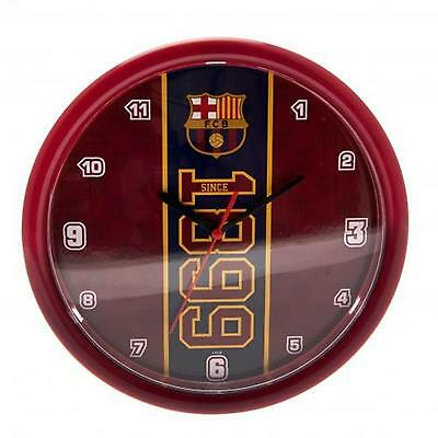 F.C. Barcelona Wall Clock ES OFFICIAL LICENSED PRODUCT